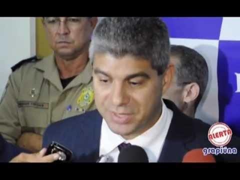 Secretário de Segurança Pública divulga resultados da operação Murabashi