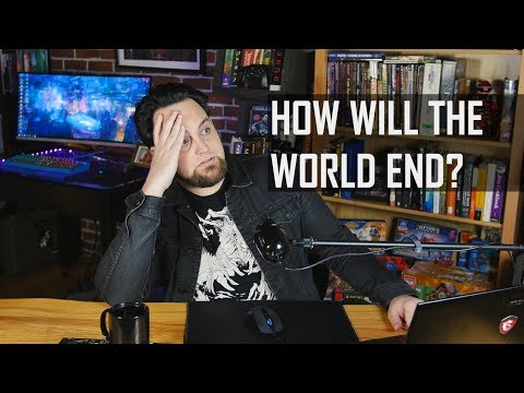 How the World Will End (According to Rich People) | The Crit Show