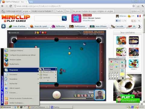 NEW!!! Hack sur 8 pool multiplayer!