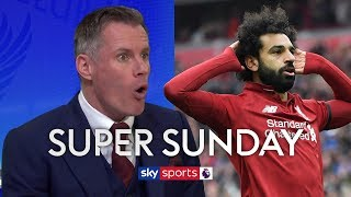 Who does Jamie Carragher think will win the Premier League?   Super Sunday