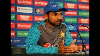 Champions Trophy | India vs Pakistan | Pre-Match Press Conference |  Mickey Arthur & Sarfraz Ahmed