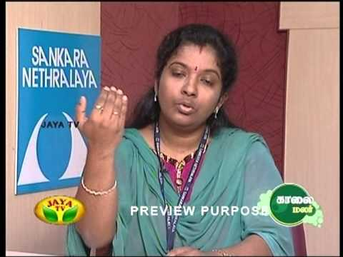 Ms.Renjini Madhavan talks on 'Driver's vision check'