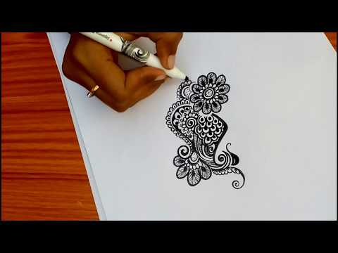 **CREATIVITY** DOODLE **ART** (Without an ERASER) |AnkianXO