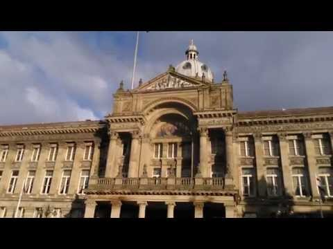 The mass haunting of Birmingham City Council House