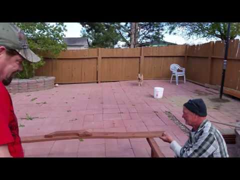 Building an arbor Arch(2)