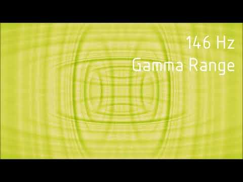 Pure 146 Hz Gamma Range Binaural Beats [30 min]