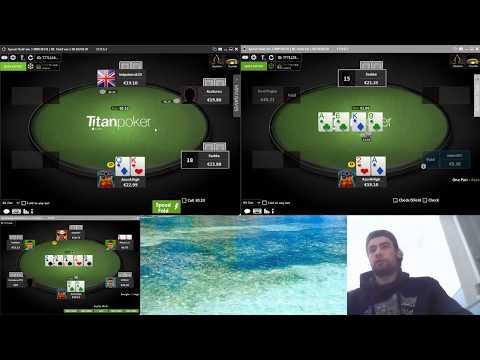 Speed Poker NLHE Strategy 2/2