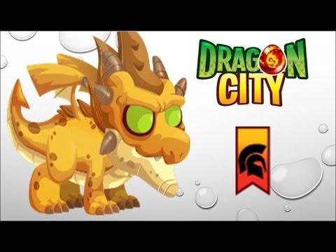 Dragon City - Getting Fluorescent Dragon 100% (No Hack)