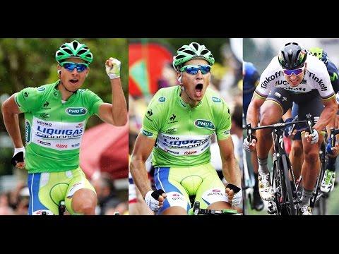 Peter Sagan Tour de France wins 2012-2016