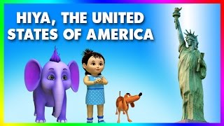 Short Stories for Kids | Learn about The United States Of America