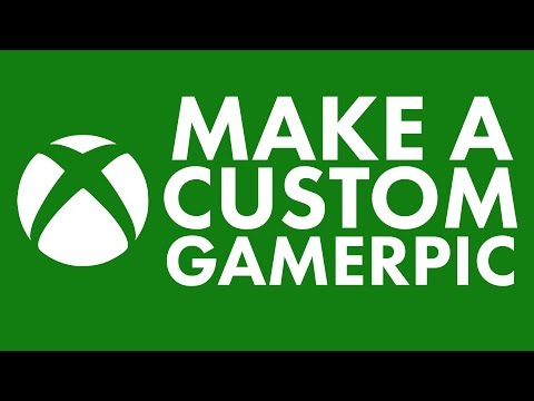 [Tutorial] How to create your own Xbox One Gamerpic (2017)