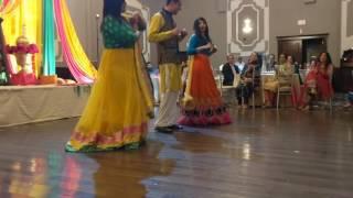 Mehndi Performances - Usman & Saleha