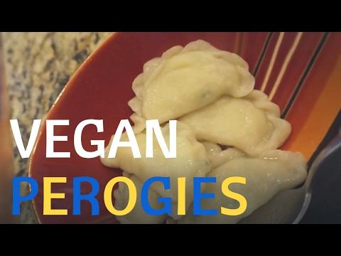 How To Make (Vegan) Ukrainian Perogies