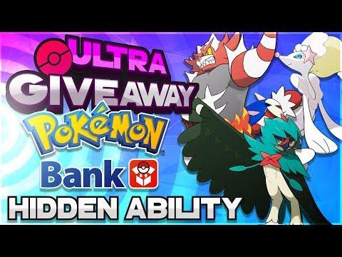 Shiny Giveaway - Hidden Ability Alola Starters | Pokémon Ultra Sun & Ultra Moon