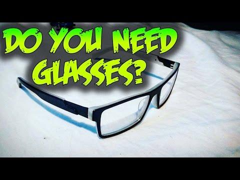 Do I Need Glasses ?