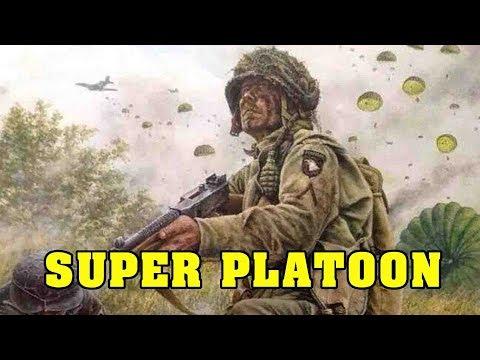 Movie : Super Platoon aka Black Warrior - Wu Tang Full Movie