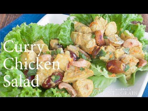 Curry Chicken Salad | Danielle Walker