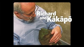 Richard's Wild Work for kākāpō!