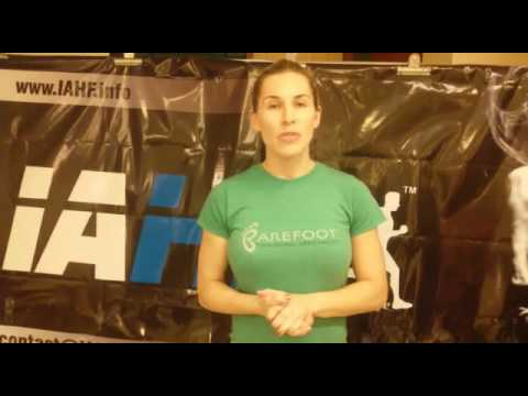 IHFA Barefoot Certification by EBFA Dr.Emily Splichal, NY USA