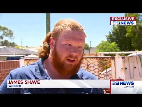 Carjack Attempt | 9 News Perth