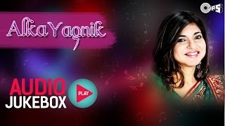 Alka Yagnik Hits | Audio Jukebox | Full Songs Non Stop