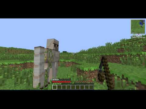 Minecraft Tekkit How to make a flail