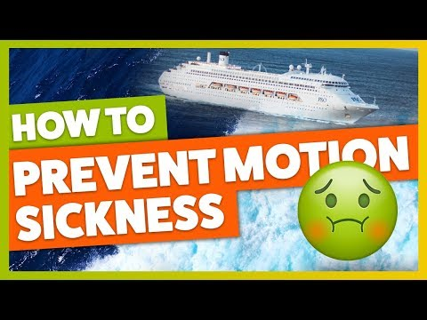 Prevent motion and sea sickness