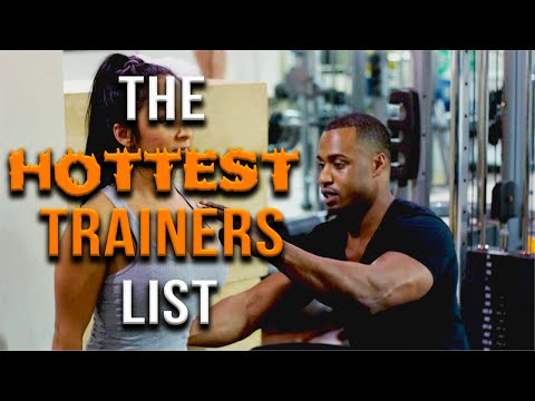 The Hottest Personal Trainers