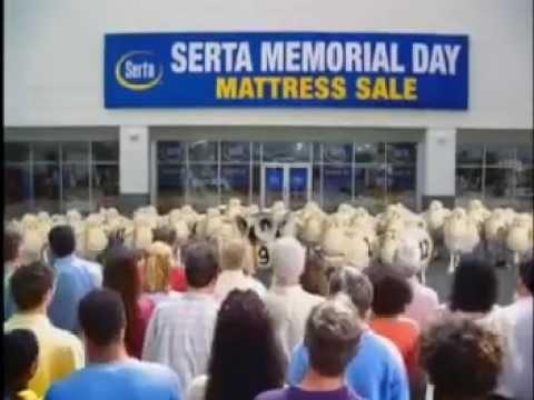 Serta - Braces (2005, USA)