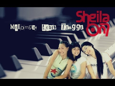 Sheila on 7 Melompat Lebih Tinggi Piano Cover
