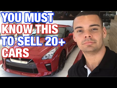 Tips for Selling Cars at a Dealership (TOP 15)