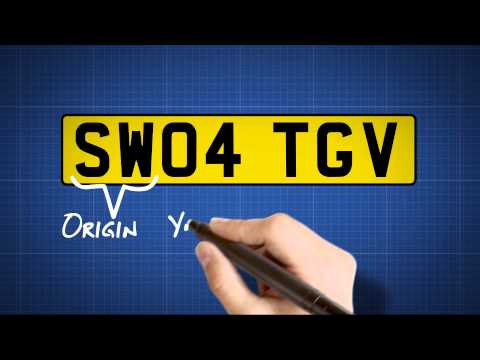 What UK Number Plate Prefixes Mean - Dummies Video Guide