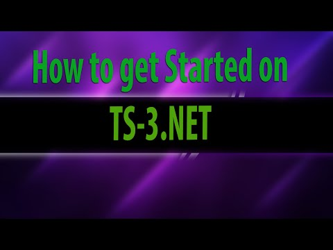 How to get Started?   Server-Sponsoring.com   TS-3.net   2018   Free Teamspeak 3 Server