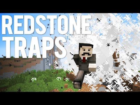 10 Ways to Make Traps in Minecraft!