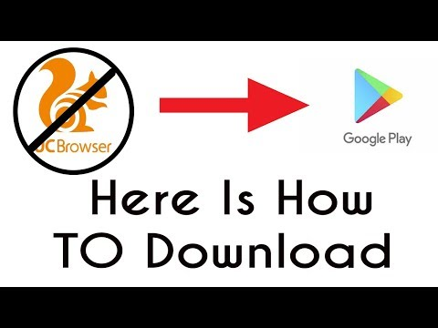 UC Browser Not On Playstore?