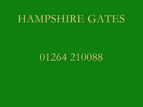 Hampshire Gates Wooden Gates Hampshire