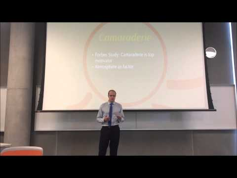 Employee Motivation Presentation