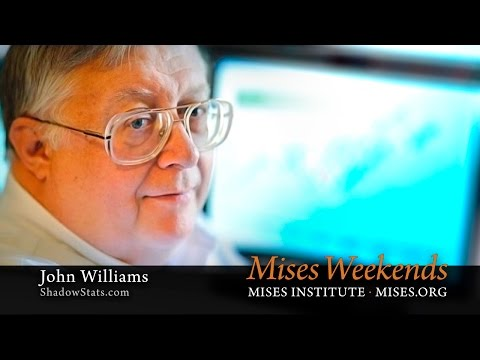 John Williams: The Federal Government's Fake News