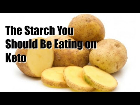 The Starch You Should Be Eating On Keto: Benefits of Resistant Starch
