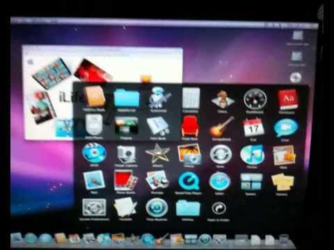PowerMac G5 Leopard Install