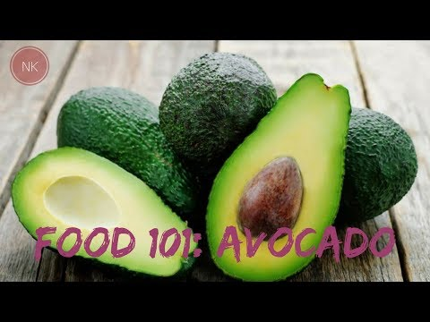Food 101: Avocado | Everything You Need to Know About Avocado | Nainja Kapoor