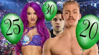 10 Best Wrestlers Under 30 In The World Today