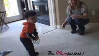 """""""The Momtastics"""" Milestones for the 16-18 Month Old"""