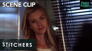 Stitchers | Season 3 Episode 10: Kirsten Doesn't Remember Cameron | Freeform