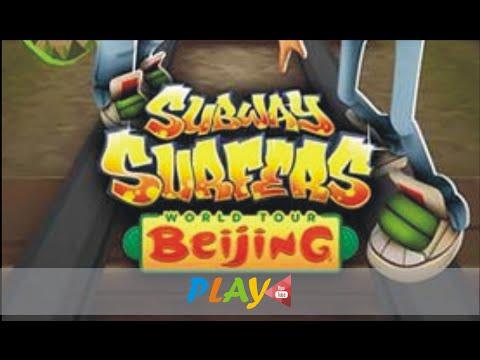 Subway Surfer - Beijing (Unlimited Version)