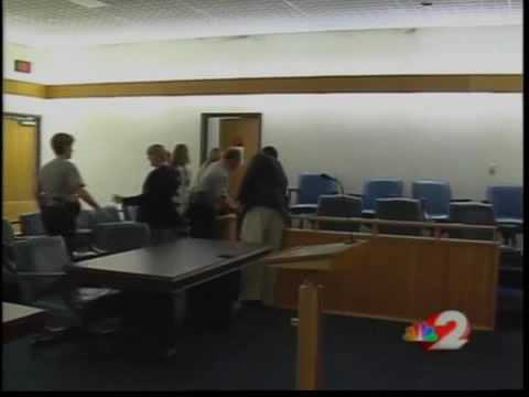 Clark county inmate has seizure in court