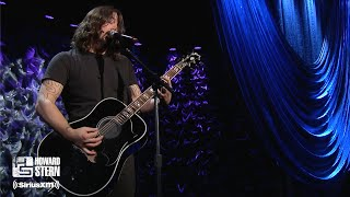 """Dave Grohl """"Everlong"""" Acoustic at Howard's Birthday Bash (2014)"""