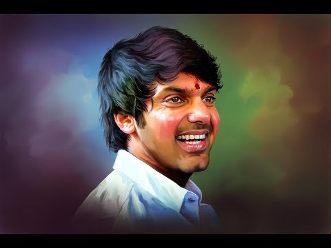 advanced color full digital painting in photoshop tutorial star arts 9
