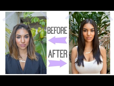 Ombre to Brunette | Educational
