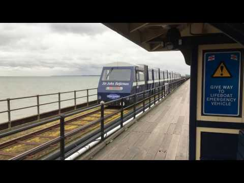Southend Pier Train (Wednesday: 23/02/2017)